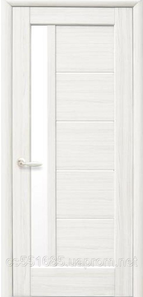 Грета - Ясень New (60, 70, 80, 90см). Коллекция НОСТРА. Межкомнатные двери Новый Стиль