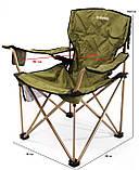 Складное кресло Ranger Rshore Green, фото 3