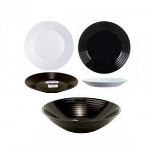 Сервиз столовый Luminarc Harena Black&White 18 предметов (N1518)
