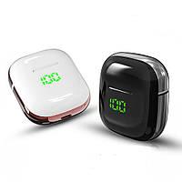 Наушники беспроводные TWS K6 с боксом для зарядки | Bluetooth наушники с кейсом