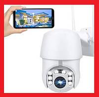 IP Camera EC85-X15 3MP с удаленным доступом уличная + блок питания