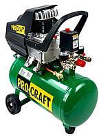 Компрессор воздушный Procraft PRC-24 (ресивер 24 литра)