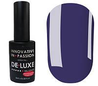 Гель-лак для ногтей De Luxe №003 Синий с фиолетовым оттенком 8 мл