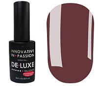 Гель-лак для ногтей De Luxe №033 Коричневый 8 мл