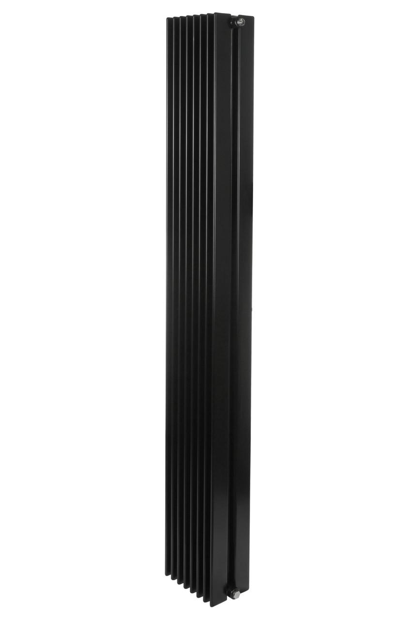 Вертикальный радиатор Metrum2 H-1800 мм, L-255 мм
