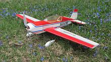 Авиамодель на радиоуправлении самолета  EXTRA 300 ARF,  944 мм
