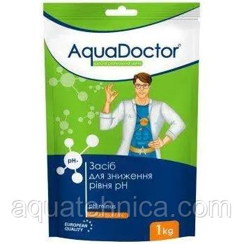 Препарат для понижения уровня рН- Aquadoctor pH minus порошок, 1 кг