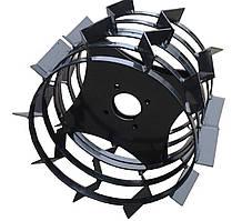 Грунтозацепы для мотоблока 420*150мм Агромоторсервис КС-480