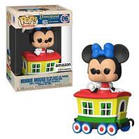 Фігурка Funko Pop Disney: Minnie Mouse Casey Jr. Circus Train Attraction 06 Exclusive