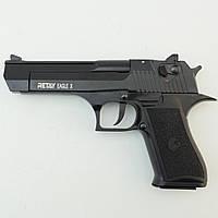 Пистолет стартовый Retay Eagle X кал. 9 мм ц:черный