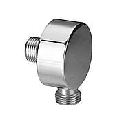 Шланговое подключение Paffoni Steel, сталь (ZACC416AC)