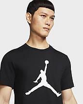 Футболка мужская Jordan Jumpman T-shirt CJ0921-011 Черный, фото 3