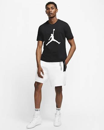 Футболка мужская Jordan Jumpman T-shirt CJ0921-011 Черный, фото 2