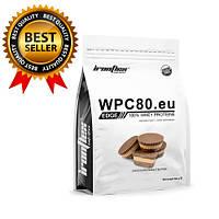 IronFlex Протеин Iron Flex WPC EDGE Instant 909 г Шоколад Арахисовое Масло Chocolate Peanut Butter