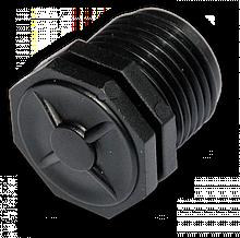 Капельная лента Presto-PS эмиттерная 3D Tube капельницы через 20 см, расход 2.7 л/ч, длина 2000 м, в упаковке