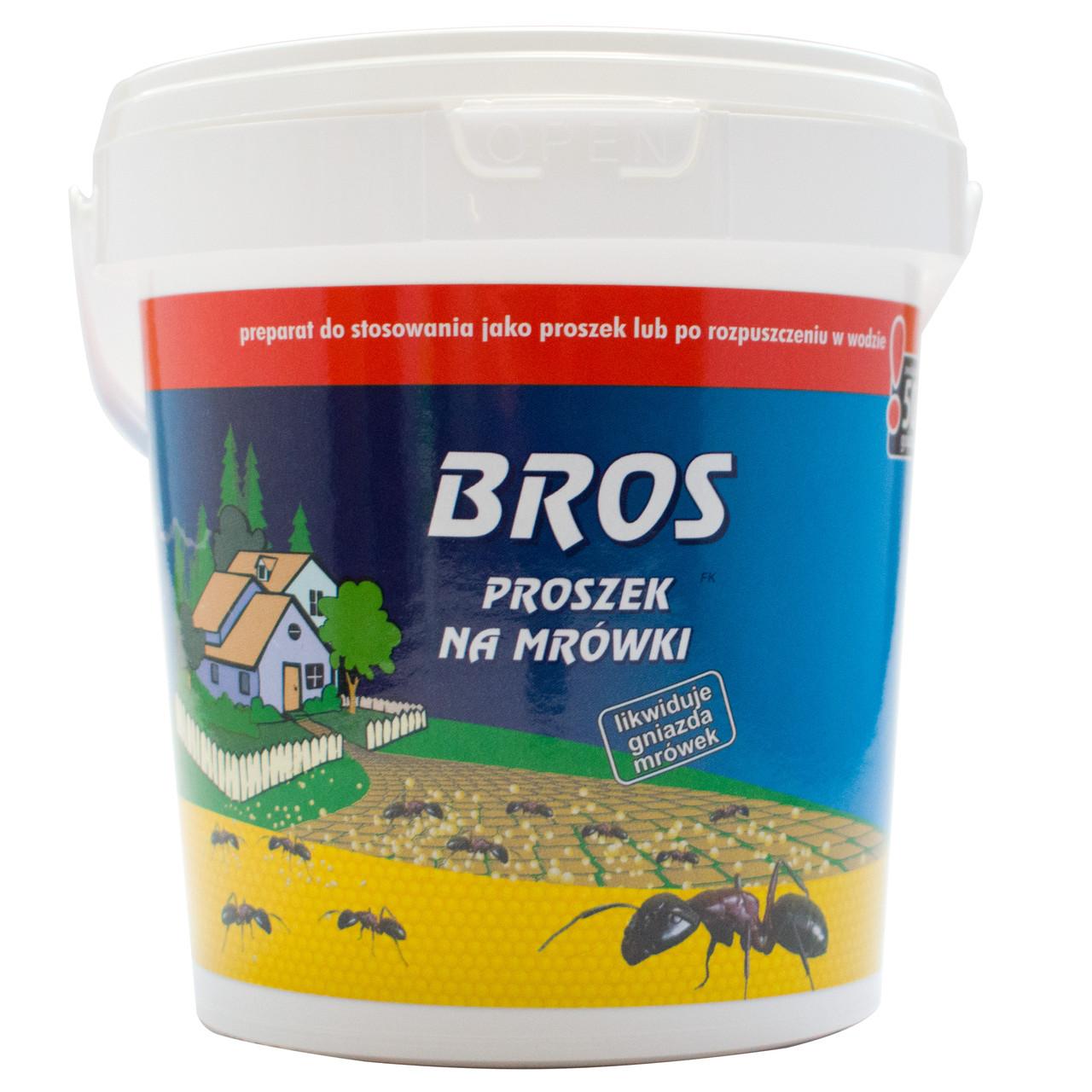 Порошок от муравьев Bros 500 г