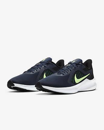 Кросівки чоловічі Nike Downshifter 10 CI9981-404, фото 2
