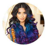 Голливудское окрашивание Ombre Hair Color, натуральный эффект или цветное омбре