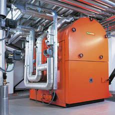 Отопительное и водонагревательное оборудование