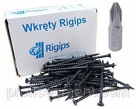 Саморезы по металлу (саморезы по гипсакартону) TN 3,5х25 RIGIPS (Saint-Gobain), упаковка 100 шт.