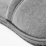 Предоплата! Тапочки домашние IKEA TASJON 41-43 30 см 103.920.26, фото 3