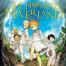 Наклейки The Promised Neverland
