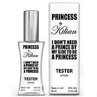 Тестер Kilian I don't need a Prince by my side to be a Princess унисекс, 60 мл