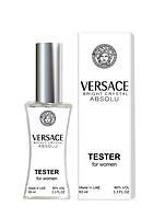 Тестер Versace Bright Crystal Absolu  женский, 60 мл