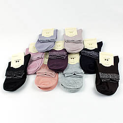 Шкарпетки жіночі однотонні кольори в асорт. 37-42 р.