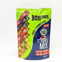 Натуральные конфеты Bob Snail Страйпсы ассорти 98 г