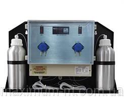 Насос-дозатор для ароматів EcoFlame на 2 аромату для хамаму