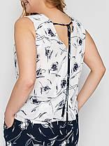 Летний брючный женский костюм из софта большой размер 52 54 56 58, фото 3