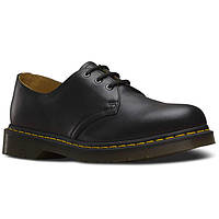Мужские туфли кожаные оксфорды весенние-летние черные