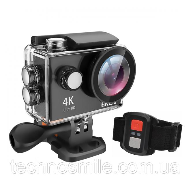 Екшн камера EKEN B5R з пультом і аквабоксом
