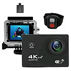 Екшн камера EKEN B5R з пультом і аквабоксом, фото 3