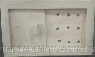 Засувка вентиляційна / вільха 250мм*160мм для лазні та сауни