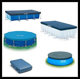 Тенты для бассейнов