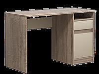 Комп'ютерний стіл Інтарсіо Jusk B 1200х786 мм Дуб сонома трюфель + латте (JUSK_B)