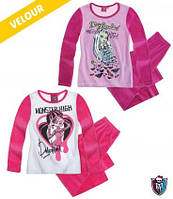 Велюровые Пижамы Monster High Френки
