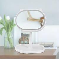 Led mirror Велике дзеркало з підсвічуванням для макіяжу FOX Білий