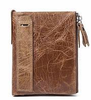 Кошелек мужской Vintage 14684 Cветло-коричневый, фото 1