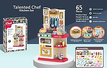 Кухня 922-117 65 деталей, підсвічування, звуки, мелодії, йде пар