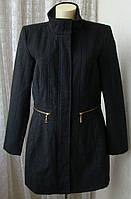 Пальто женское модное шикарное шерсть вискоза бренд Vero Moda р.46-48 4580, фото 1