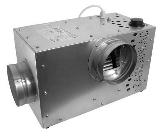 Турбина для камина DOSPEL COM-III обход 600