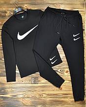 Штани Чол. 2XL(р) чорний 3001 Nike Туреччина Осінь-C