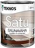 Satu Saunavaha Сату саунаваха воск для сауны 0,9 л Прозрачный