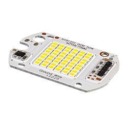Світлодіодна матриця для LED 220В 30Вт 6000К