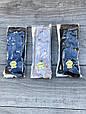 Колготы на подростков хлопок KBS с рисунком бантиков для девушек 6 шт в уп микс из 3х цветов, фото 6