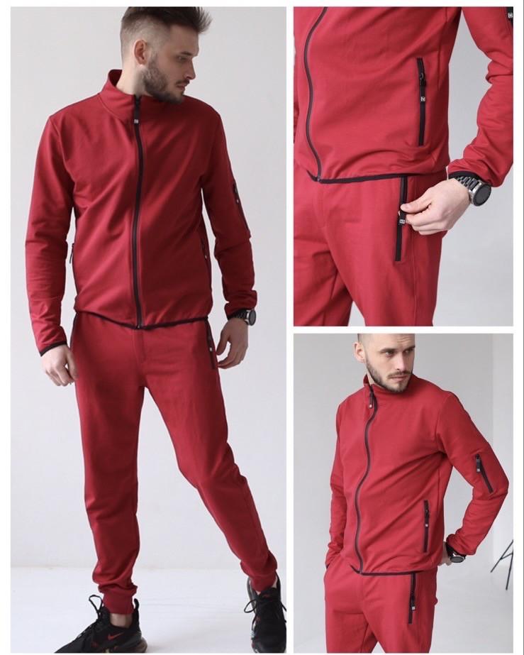Mодный спортивный костюм мужской XXL