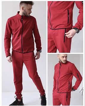 Mодный спортивный костюм мужской